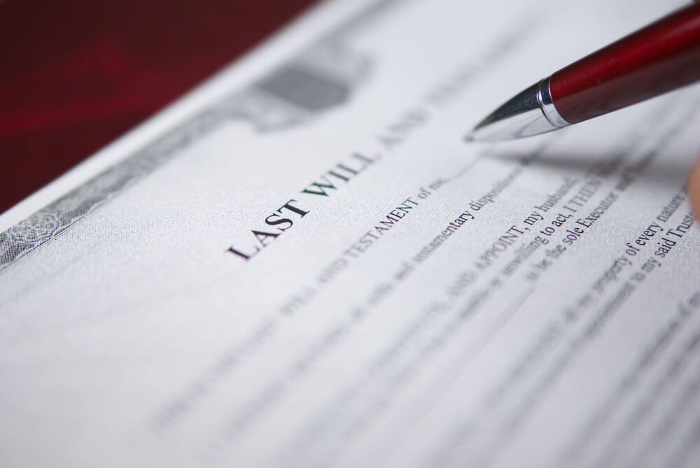 preparing a will Willing is the best way to make your will online friendly technology designed by lawyers, personalized for you.